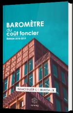 Baromètre du coût foncier - édition 2018-2019