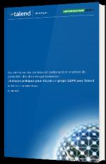 Gouvernance des données et conformité en matière de protection des données personnelles