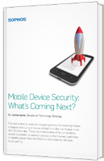Mobile device security: what's coming next?