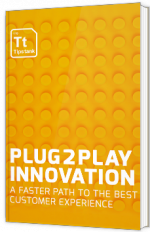 Plug2Play innovation : a faster path to the best customer experience
