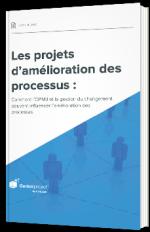 Les projets d'amélioration des processus