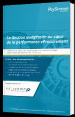 La Gestion Budgétaire au cœur de la performance eProcurement