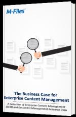 The Business Case for Enterprise Content Management