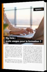 Big Data : quels usages pour la formation ?