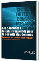 Les 5 menaces les plus fréquentes pour la sécurité des données - Comment les contrer avec le PAM