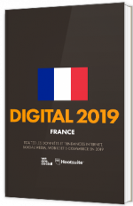 Digital 2019 - France