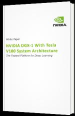 NVIDIA DGX-1 With Tesla V100 System Architecture