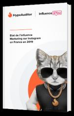 Etat de l'influence Marketing sur Instagram en France en 2019