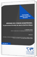 Défense de l'Union Européenne : le processus de mise en œuvre du livre blanc