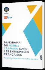 Panorama du mobile learning dans les entreprises françaises