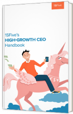 15Five's high-growth CEO Handbook