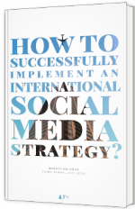How to successfully implement an international social media strategy?