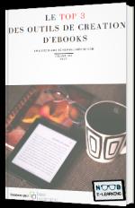 Le top 3 des outils de créations d'ebooks