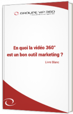 En quoi la vidéo 360° est un bon outil marketing ?