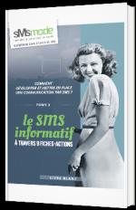 9 Fiches-actions marketing autour du SMS d'information