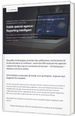 Guide spécial agence : reporting intelligent