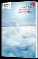 Cloud and Management Print Services