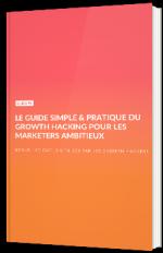 L'état d'esprit du growth hacking est très proche de celui des startups : En growth hacking, on cherche à être rapide, à oser des techniques nonordinaires plutôt qu'à attendre un hypothétique succès. Pour cela, il n'y a rien de mieux que d'expérimenter à petite échelle avant de le déployer une fois que vous aurez trouvé la recette du succès. C'est une approche scientifique du marketing.