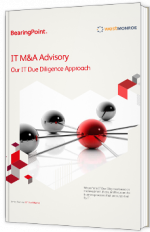IT M&A Advisory Our IT Due Diligence Approach