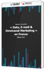 Data, E-mail & Omnicanal Marketing en France