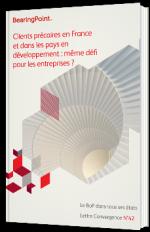 Clients précaires en France et dans les pays en développement : même défi pour les entreprises ?