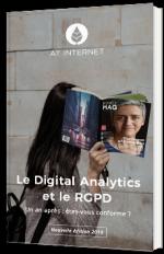 Le digital analytics et le RGPD - un an après : êtes-vous conforme ?