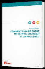 Comment choisir entre un service courrier et un routeur ?