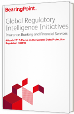 Global Regulatory Intelligence Initiatives - Insurance, Banking and Financial Services