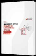 Les secrets d'une enquête de satisfaction efficace orienté client et/ou collaborateur