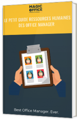 Le petit guide ressources humaines des office managers