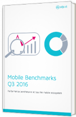 Mobile Benchmarks Q3 2016