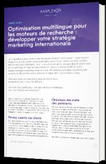 Optimisation multilingue pour les moteurs de recherche : développer votre stratégie marketing internationale
