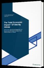 The Total Economic Impact Of ibbü By iAdvize™