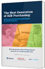 The Next Generation of B2B Purchasing: Millennials, Marketplaces and Digital Buying Preferences