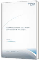 Seven ways to improve the customer experience with BI and Analytics