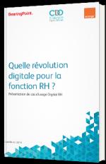 Quelle révolution digitale pour la fonction RH ?