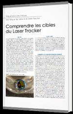 Comprendre les cibles du Laser Tracker