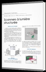 Scanners à lumière structurée