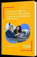 Paroles de CMO : le benchmark des bonnes pratiques du marketing automation
