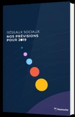 Réseaux sociaux - Nos prévisions pour 2019