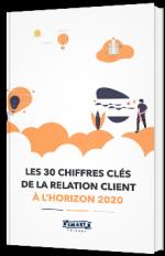 Les 30 chiffres clés de la relation client à l'horizon 2020