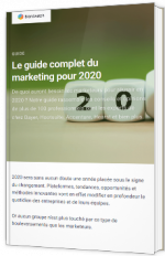 Le guide complet du marketing en 2020
