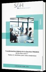 Transformation digitale de la fonction finance : où en êtes-vous ?