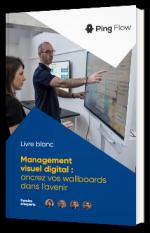 Management visuel digital : ancrez vos wallboards dans l'avenir