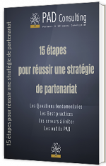 15 étapes pour réussir une stratégie de partenariat