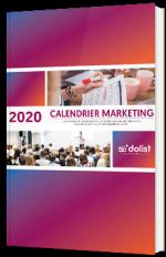 Le calendrier marketing de 2020