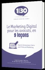Le Marketing Digital pour les avocats en 9 leçons