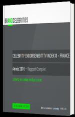 Celebrity Endorsement TV index® - FRANCE
