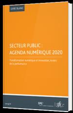 Secteur public : agenda numérique 2020