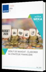 Début de mandat : élaborer sa stratégie financière